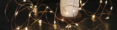 Ljusslingor för inomhusbruk
