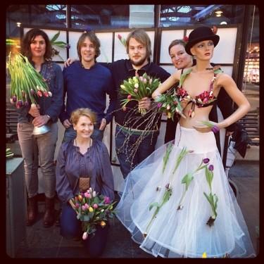 Blomsterfrämjandet i Malmö Foto: Blomsterfrämjandet