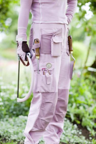 Rosa byxor från Garden Girl.