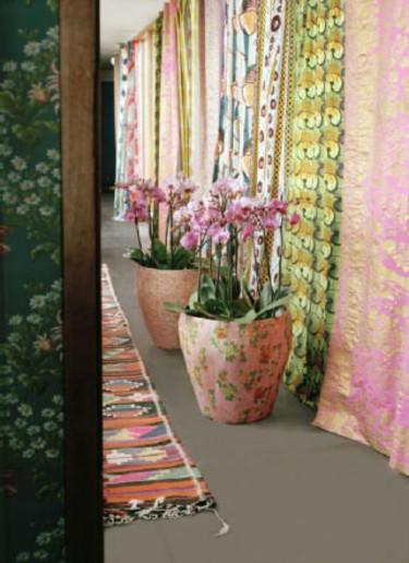 Bohemiskt.  Foto: Flower Council of Holland.