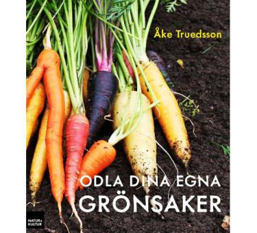 Odla dina egna grönsaker av Åke Truedsson blev Årets trädgårdsbok 2012.