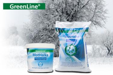 EkoGrus och TöUtanSalt från Greenline. Foto: Greenline