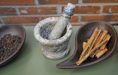 Kryddnejlikor och kanel. Foto: Sylvia Svensson