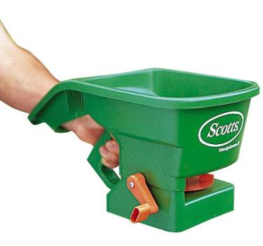 HANDY GREEN - gödningsspridare för handen.