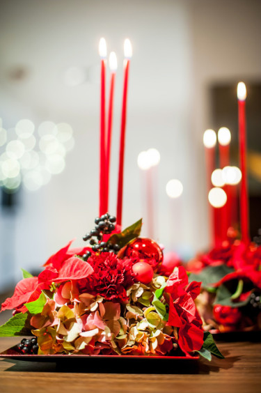 Klassisk stil Foto: Blomsterfrämjandet/Stars for Europe