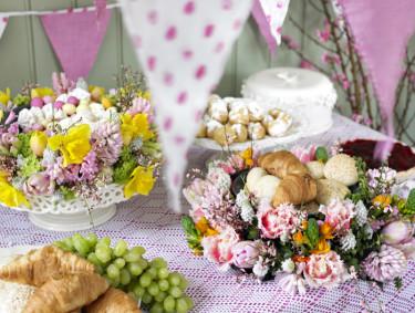 Härliga påsk - Foto: Blomsterfrämjandet