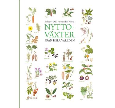 Nyttoväxter från hela världen Foto: Göteborgs botaniska trädgård