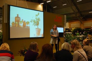 Charlotte Frey Svidén presenterar trender