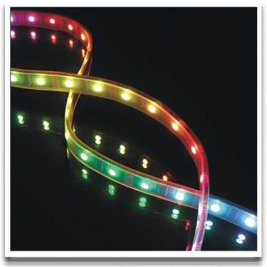 Nyhet! Ljusstrips med självhäftande tejp. [Från Balkongshoppen](http://www.balkongshoppen.se/eco-light-led-strip-rgb--5-meters-kit--p-711-c-111.aspx)