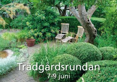 Trädgårdsrundan i nordvästra Skåne är inne på sitt tolfte år.