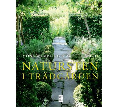 Natursten i trädgården. Foto: ICA Bokförlag