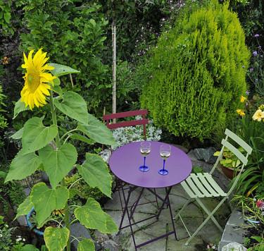 I oktober ska möblerna TILLBAKA och klockan likaså! Foto: Bernt Svensson