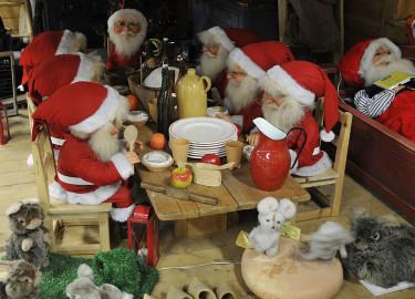 Att besöka olika julmarknader är säkert kul!Foto: Sylvia Svensson