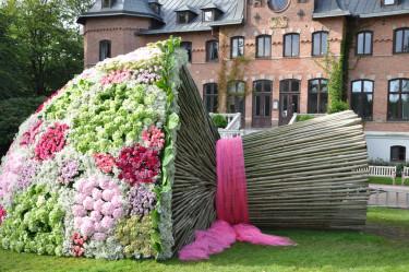 Buketten som alla ville gå in i på Den Stora Trädgårdsfesten på Sofiero förra året (bild Sofiero).