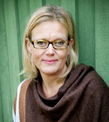 Ulrika Flodin Furås. Foto: Mia Carlsson