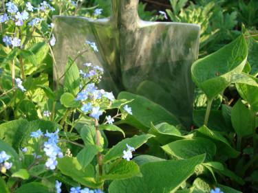 I landets södra delar är april starten på planteringssäsongen. Foto: Katarina Kihlberg