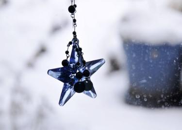 Önskan om en vit jul Arr+foto: Sylvia Svensson