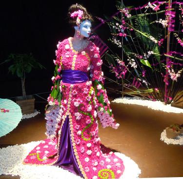 Munkeröds geisha Foto: Sylvia Svensson
