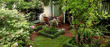 Trädgårdstoppen, Backhyddan