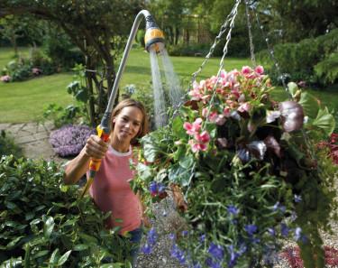 Flexi Spray har många användningsområden och är enkel att använda.