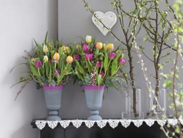 Påskarrangemang - Foto: Blomsterfrämjandet