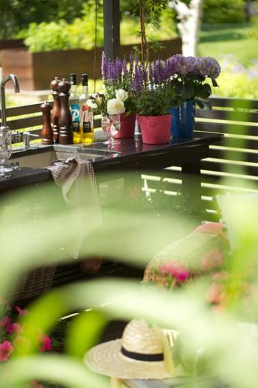 Trendtips inför 2012: Lyxig hemtrevnad. Foto: Blomsterfrämjandet/Gustaf Emanuelsson