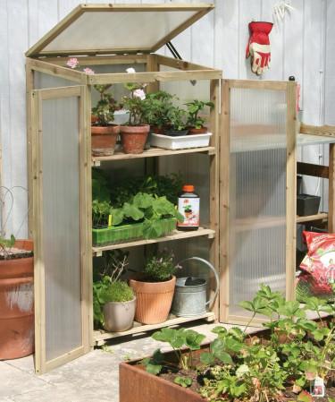 Litet växthus från Nelson Garden