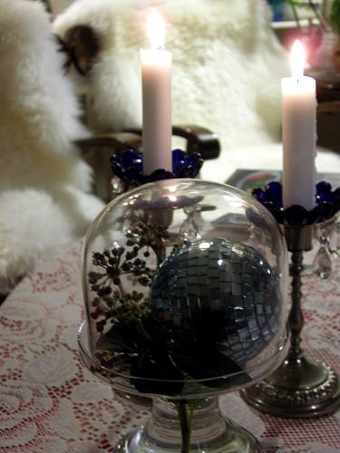 Tänd gärna många ljus och njut i adventstider! Arr+foto: Sylvia Svensson