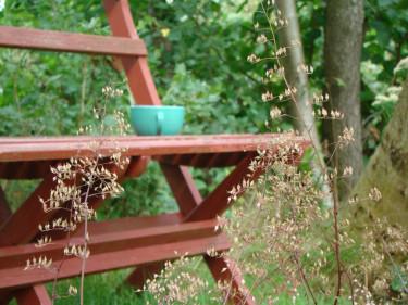Om det goda livet i trädgården kan du läsa i trädgårdsbloggar.