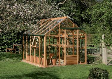 En plats för odling och bara vara. Foto: Willab Garden.