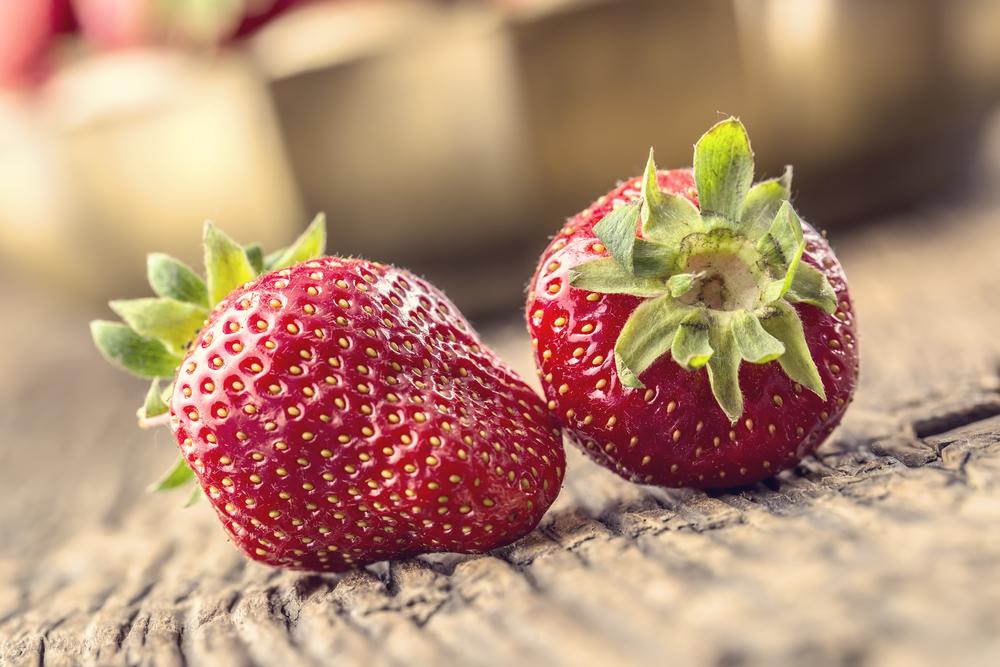 CI: Strawberries