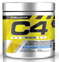 c4 pre workout norge