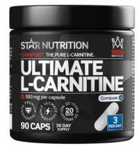 Slankekur best i test Ultimate L-carnitine