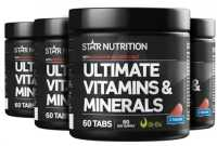 Ultimate vitaminer & mineraler test