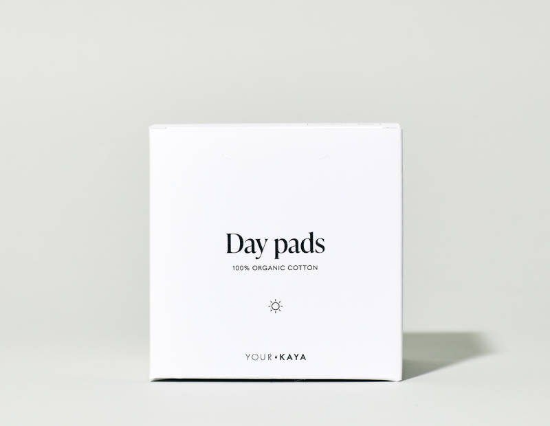 Eco-friendly Your KAYA day pads