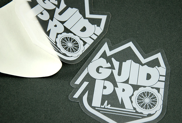 White-clear-stickers-guide-pro