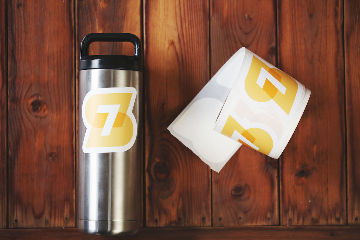 Can i use your stickers on tumblers sticker mule for Dishwasher safe vinyl lettering