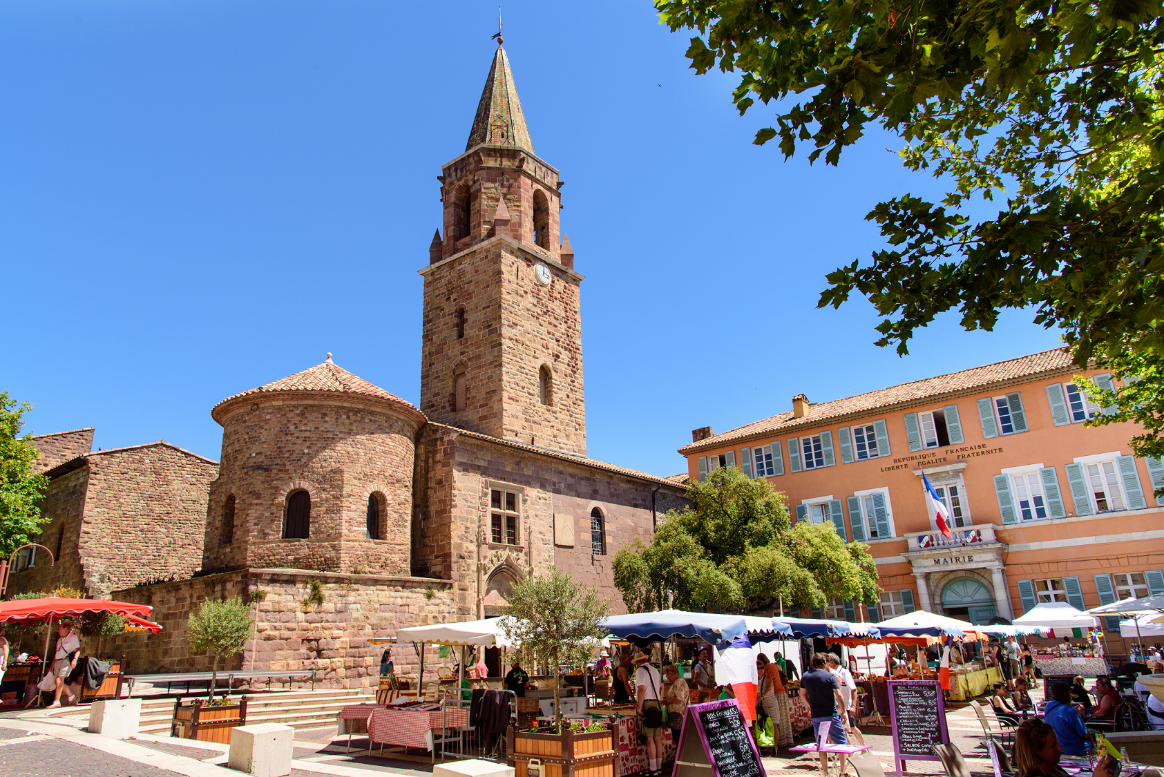 cathedrale Frejus