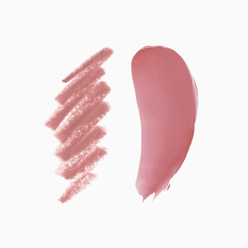 Luscious Lip Slick Princess Kiss Swatch