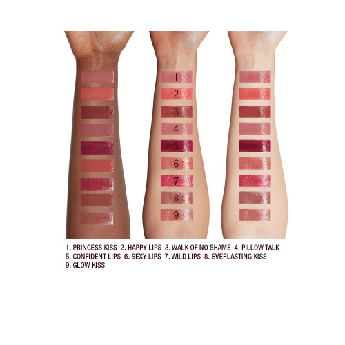 Superstar Lips Swatch
