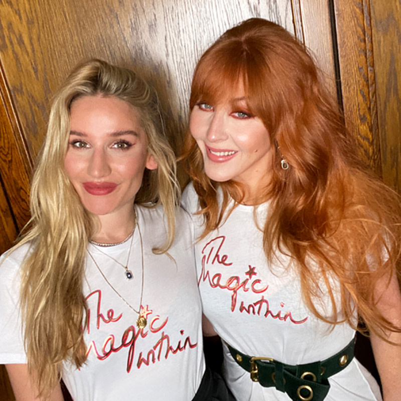 Charlotte and Sofia Tilbury Feature Image