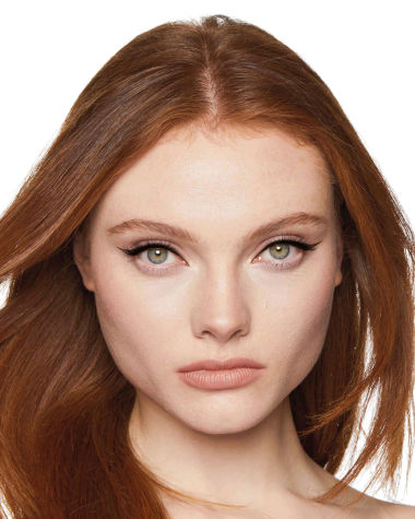 Charlotte Tilbury Rock N Kohl Barbarella Brown Eye Model 1