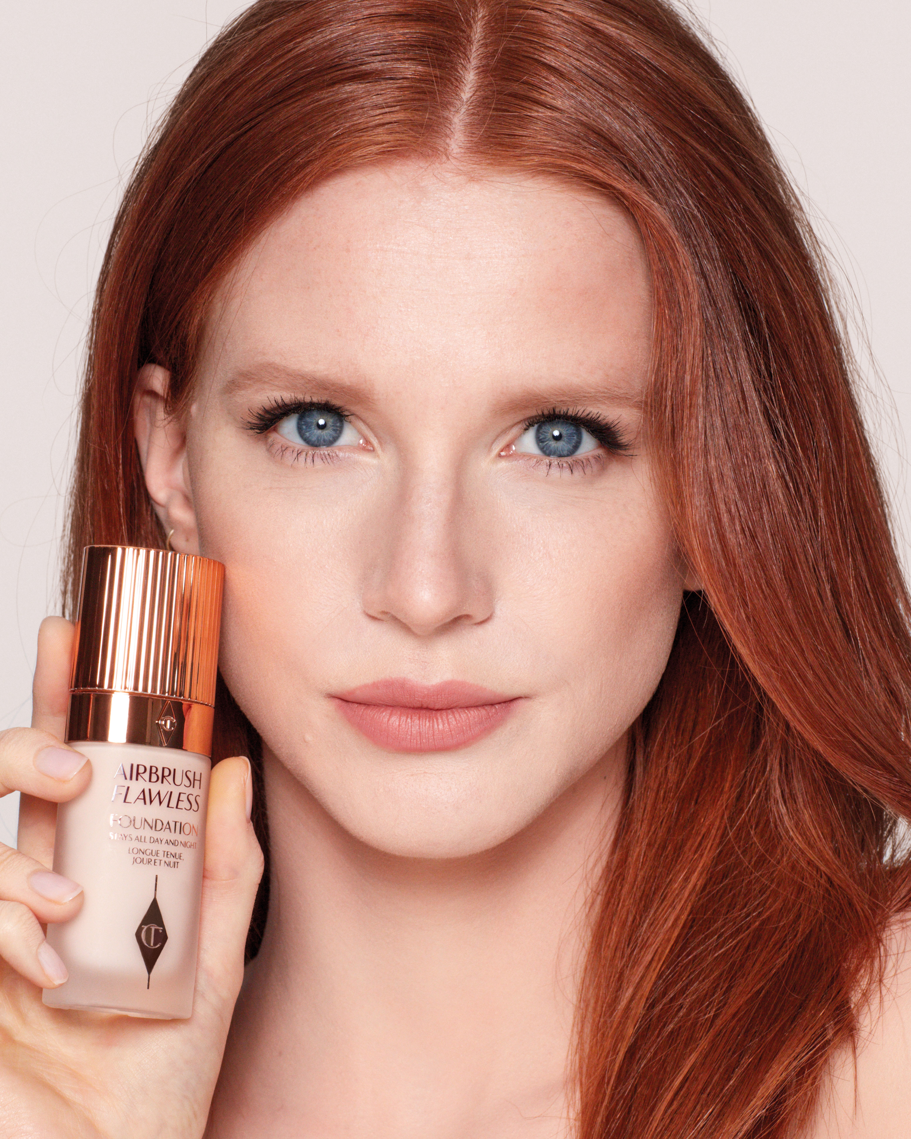 Charlotte Tilbury Airbrush Flawless Foundation shade 2 Cool