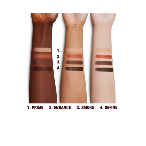 Desert Haze Luxury Palette Arm Swatch