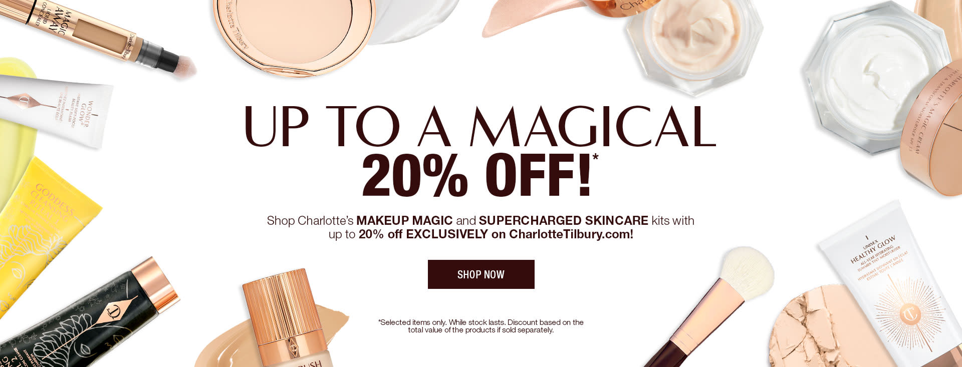 Generic Magical Savings Up To 20% Off!