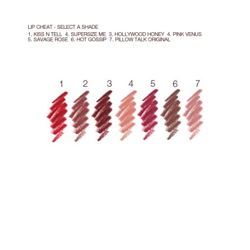 Lip Cheat Shades