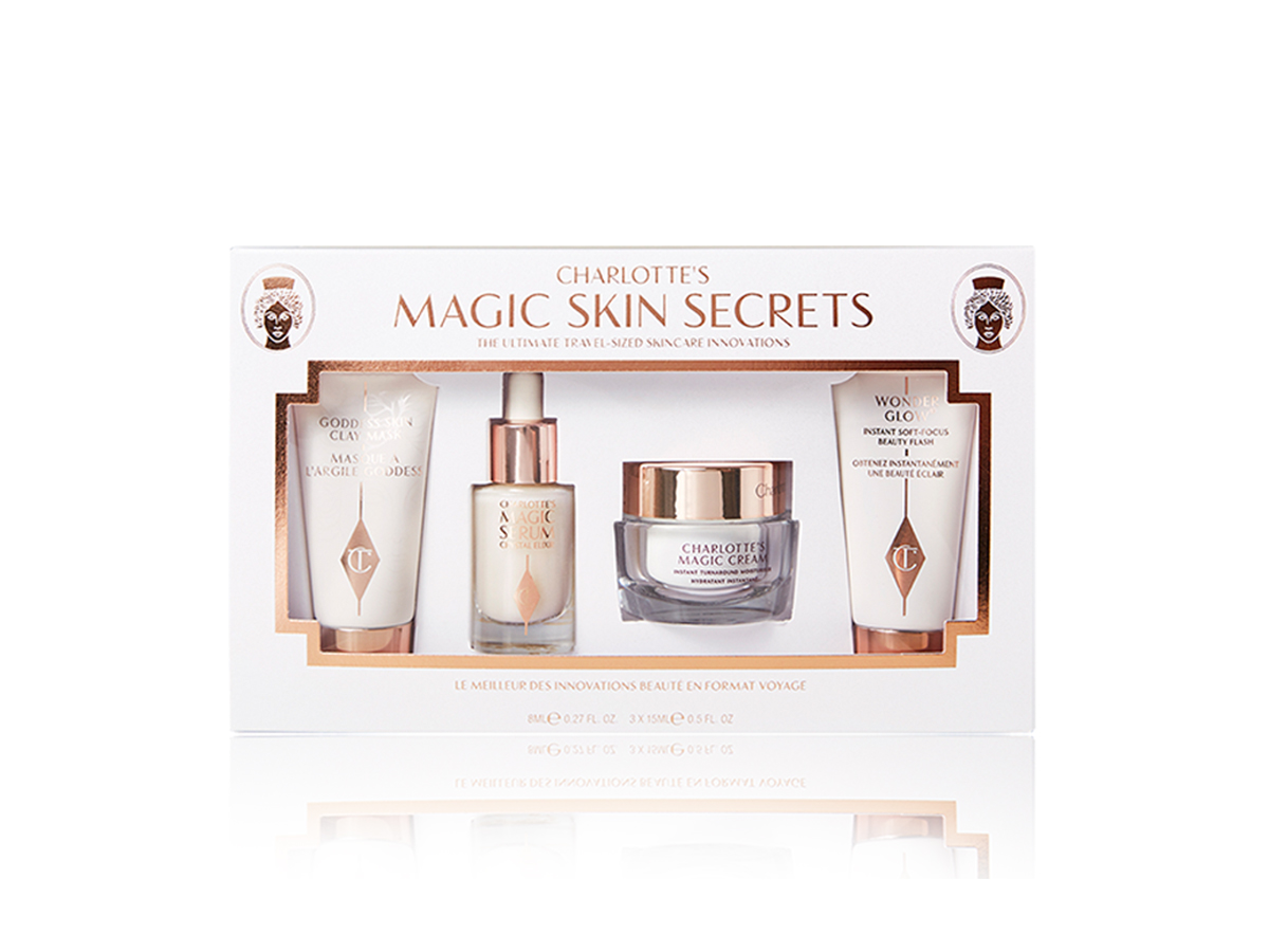 4x3 Charlotte's Magic Skin Secrets - Packshot