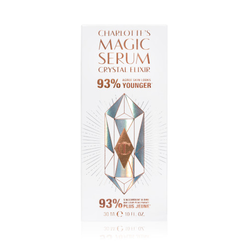 Charlotte's Magic Serum Crystal Elixir Outer Packaging