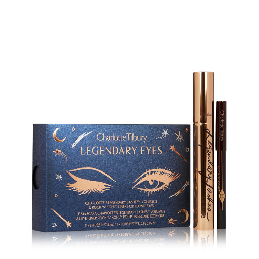 Legendary Eyes Mascara Holiday Gift Set