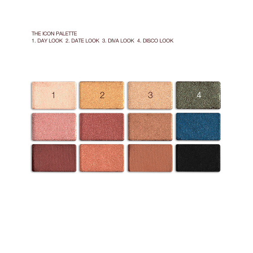 The Legendary Eyes Icon Palette Swatch